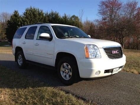 how does cars work 2009 gmc yukon auto manual find used 2009 gmc yukon slt sport utility 4 door 5 3l in evington virginia united states for