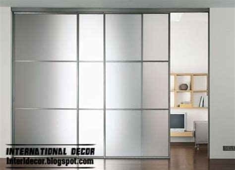 Sliding Glass Doors Interior Modern Sliding Door Designs Wide For Office Room Interior