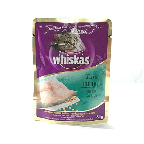 Cat Pouch Kitten Tuna Food whiskas tuna fish pouch cat foo end 3 17 2018 10 15 pm