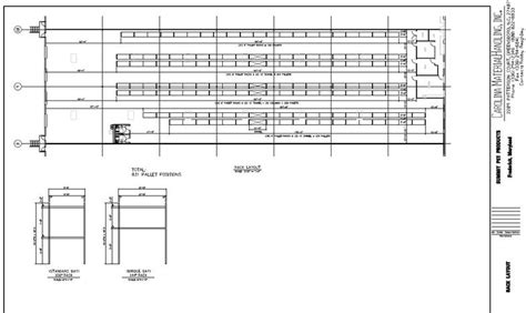 layout warehouse racking pallet rack pallet rack warehouse layout
