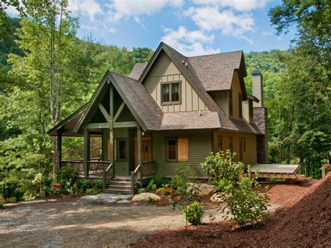 mountain house exterior paint colors front yard from cabin 2009 diy network cabin