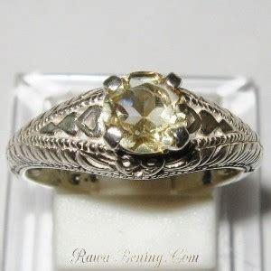 Cincin Yellow Retak Seribu Ring Perak 925 koleksi cincin silver 925 april 2014