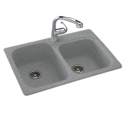 dual mount kitchen blanco dual mount composite 33 in 1 hole double
