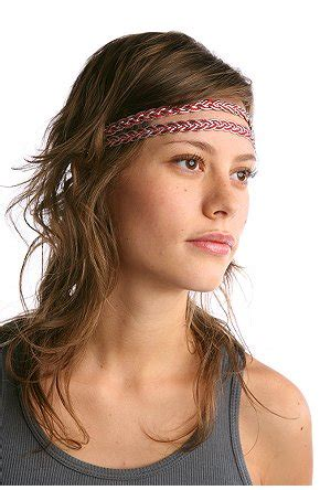 headband styler localoc how to wear headbands forehead
