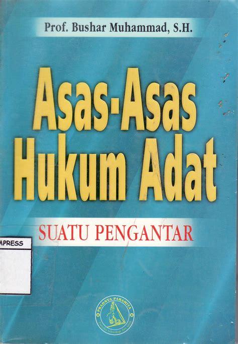 Asas Asas Hukum Adat Hvs asas asas hukum adat вяaveяy s