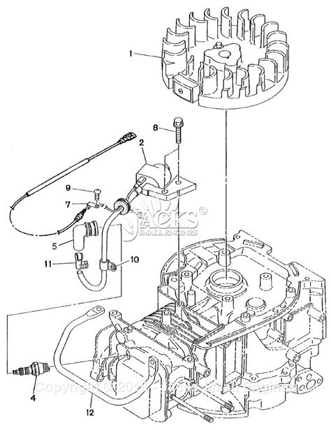 Robin Subaru Eh18v Parts Diagram For Electric Device