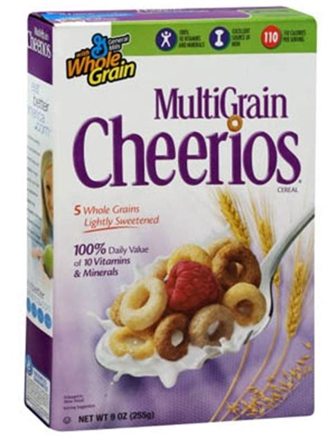 whole grains high in calcium types of cereals fortified with other nutrition med