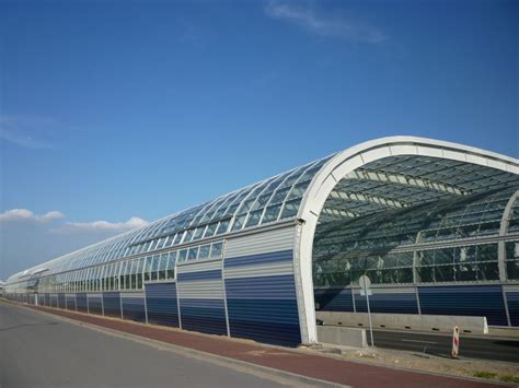 environmental noise barriers from aluminium
