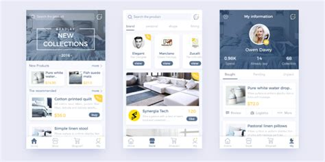 Home Network Design App 10 best app ui design for your inspiration in 2017