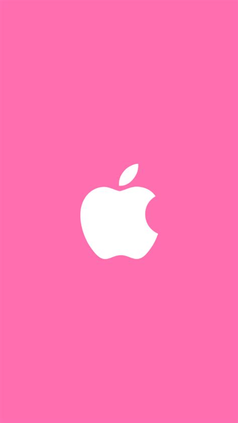 white wallpaper for mac white apple pink background the iphone wallpapers