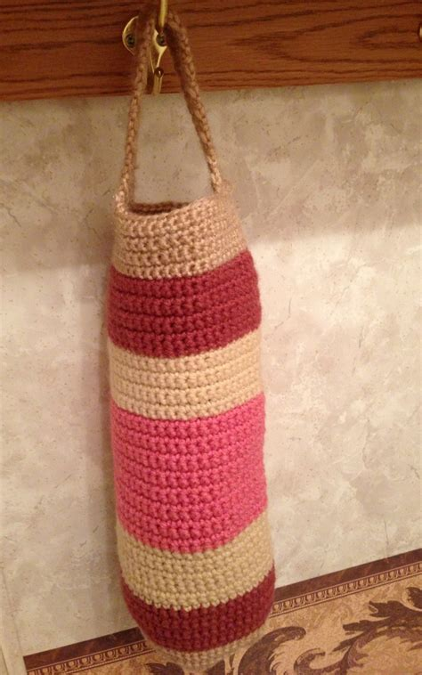 crochet pattern for trash bag holder crochet pattern for trash bag holder squareone for