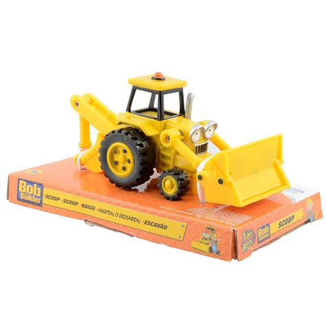 Diecast Truck Metal Builder bob the builder diecast metal collectible tv character car