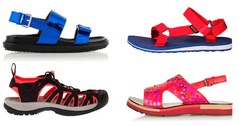 Top 10 Designer Sandals by Kdhtons Style Of Sport Prada Givenchy Lanvin And