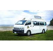 Cheap Campervan Hire NZ Happy Campers