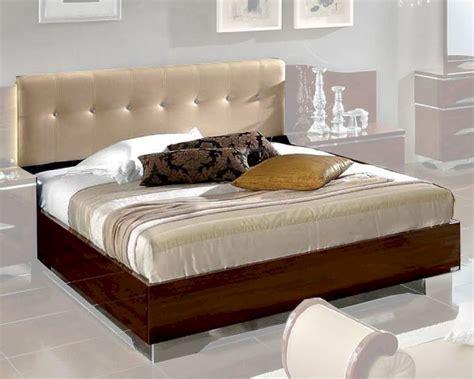 matrix bed italian bed matrix contemporary style 33140mt
