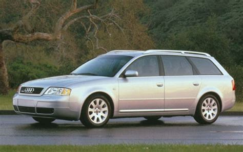 2000 audi wagon used 2000 audi a6 wagon consumer reviews edmunds