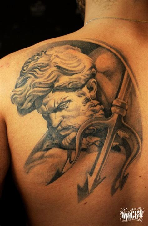 poseidon tattoo 1000 ideas about poseidon on zeus