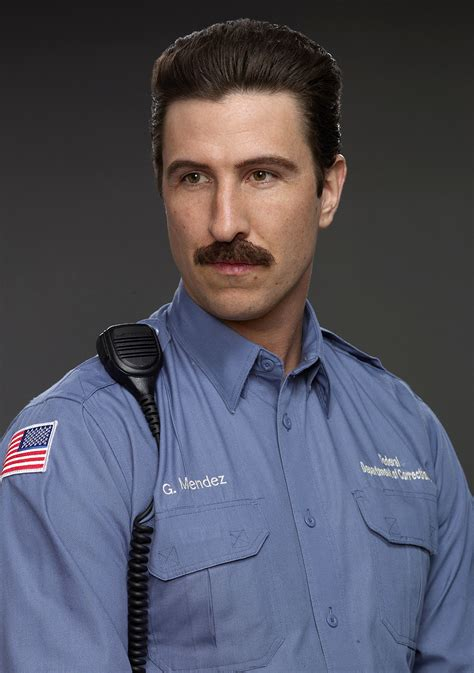 Orange Is The New Black Officer pablo schreiber talks orange is the new black and the