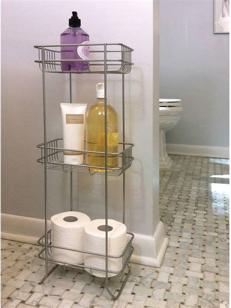 shower rack bed bath beyond bed bath beyond better sleep 3 shelf tower shopstyle shelves