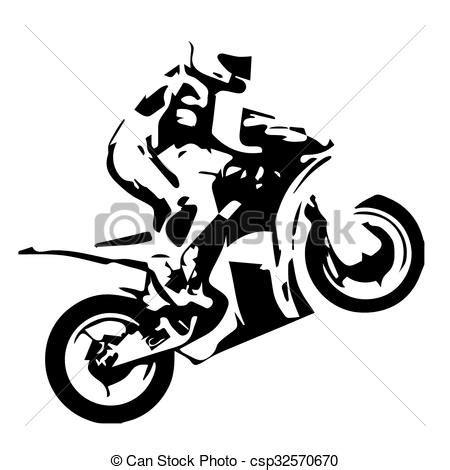 Cross Motorrad Wheelie by Wheelie Chion Motorrad Motorrad Wheelie Motorrad