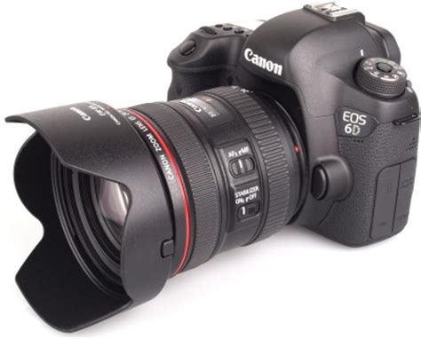 canon eos 6d kit 24 70 dslr camera rs.180000 price in