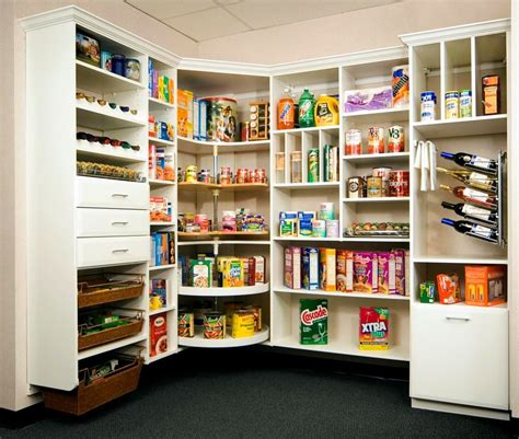 kitchen closet pantry ideas to help you organize your kitchen