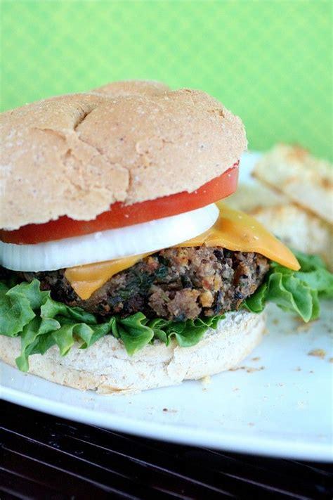 black bean burgers recipe dishmaps