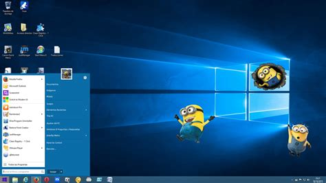 themes windows 10 minions tema windows 10 rtm para windows 8 y 8 1 accionglobalxsoft