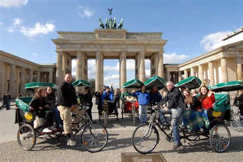 Garten Mieten Berlin Für Ein Tag by Rikscha Touren Fahrradverleih Berlin