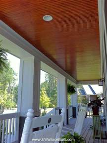 Beadboard Patio Ceiling by 17 Best Images About Porch Ceiling On Pinterest Stains