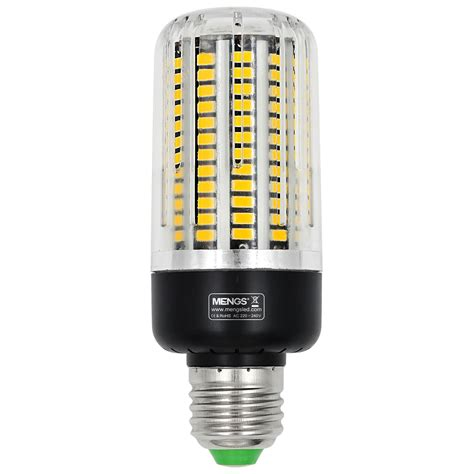Mengsled Mengs 174 E27 18w Led Corn Light 132x 5730 Smd Led Light Bulbs Heat