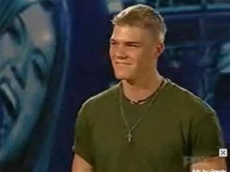 alan ritchson american idol video hunger games alain ritchson stripped for paula abdul on