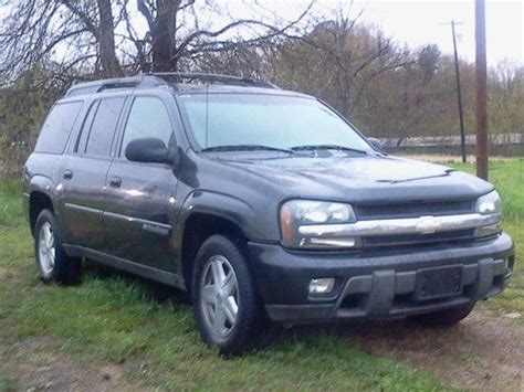 2003 chevy trailblazer lt find used 2003 chevrolet trailblazer ext lt sport utility