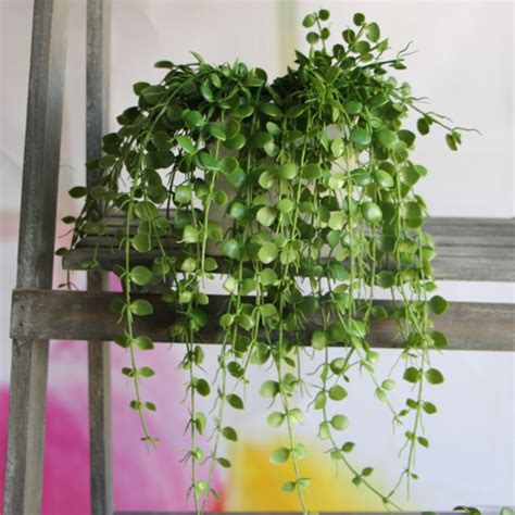 Imitation Plants Home Decoration by Fake Plant Home Decor Artificial Office Foliage Floral