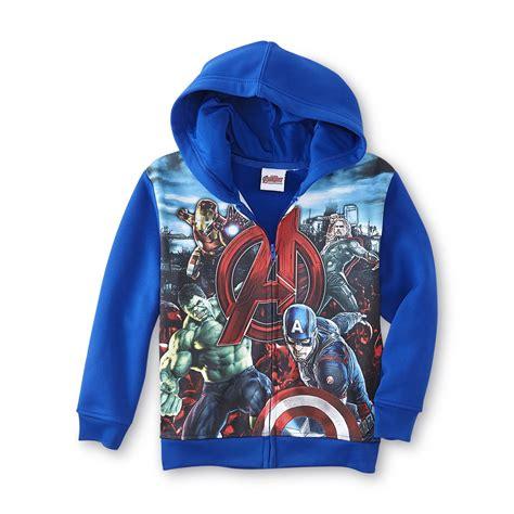 Hoodie Zipper Ironman Xxxv Cloth marvel boy s hoodie jacket