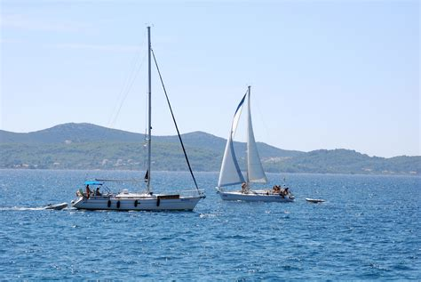 charter sailboats  motor boats  croatia split