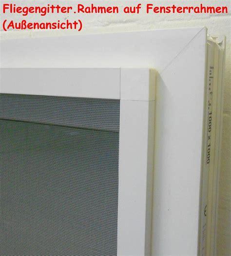 Spannrahmen Selber Bauen by Alu Fliegengitter Insektenschutz Fenster 190x220cm Rahmen