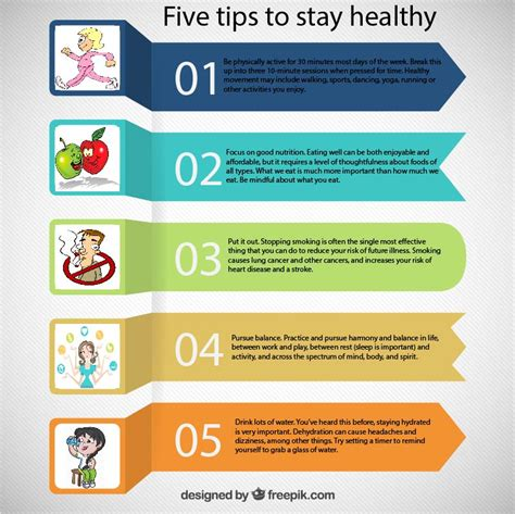 five tips to stay healthy bedfordview edenvale news