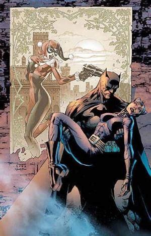Poster Komik Jim Lees Batman Hush 2 40x60cm harley quinn poison fanart batman