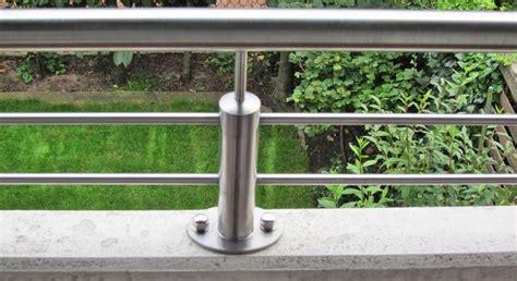 balkongeländer edelstahl preis pro meter 6 meter lange absturzsicherung aus edelstahl preis per
