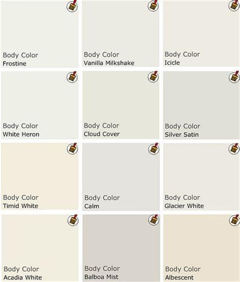 benjamin whites paint