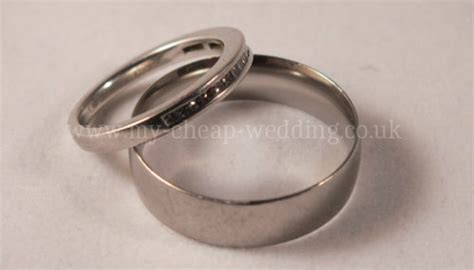 cheap palladium wedding rings uk nritya creations