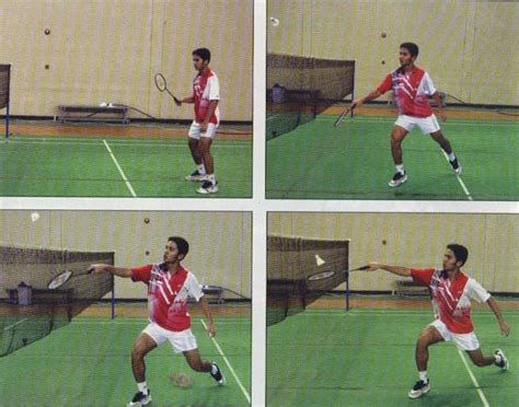 Raket Dan Kok ordinary teknik dasar bermain badminton