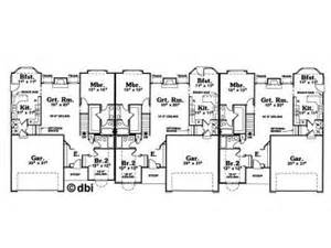 Townhouse Plans With Garage by Plan 031m 0012 Find Unique House Plans Home Plans And