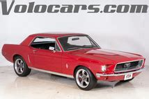 1968 mustang specs, colors, facts, history, and