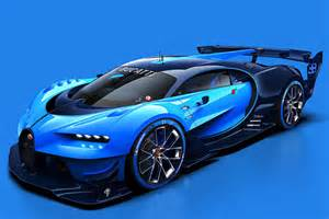 Bugatti And Racing Bugatti Vision Gran Turismo Racing Car Is Based On