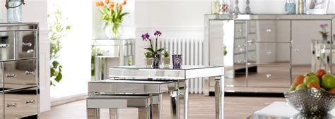 at home mirrored furniture mirrored furniture a splendind decor idea