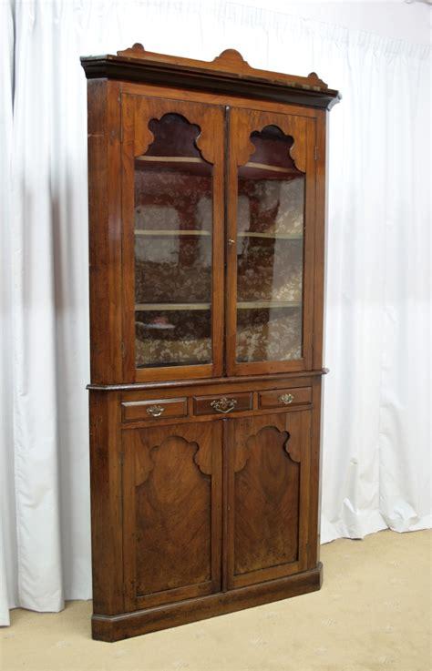 Antique Corner Cupboard For Sale - mahogany corner cupboard for sale antiques
