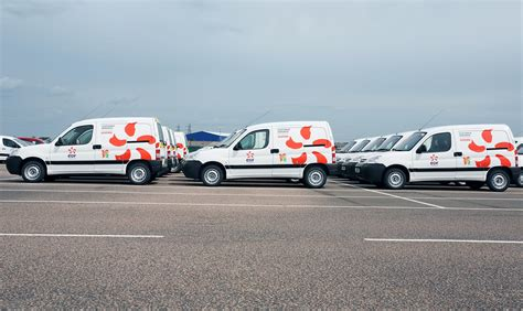 peugeot partner van peugeot vans enhance edf energy s low carbon vehicle fleet
