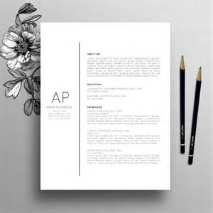 Resume Cover Letter Ideas resume template cover letter template references creative resume